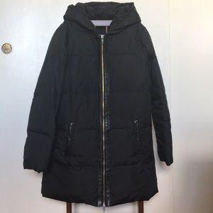 Eileen Fisher down winter coat